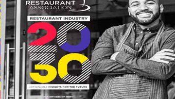 A indústria do restaurante em 2030
